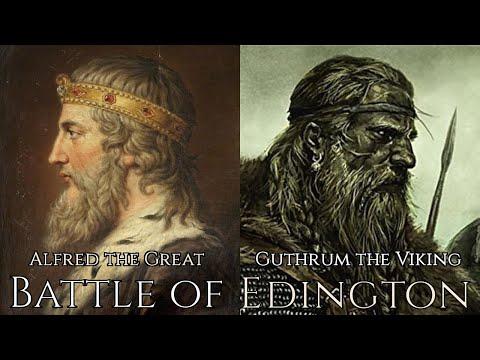 Alfred the Great vs. Guthrum the Viking - Battle of Edington, 878