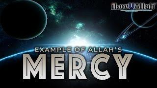 Example Of Allah's Mercy | Powerful Hadith