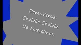 Mosselman Shalalie Shalala Songfestival 2010