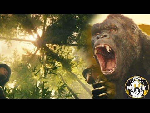 Mother Long Legs Explained  Kong: Skull Island