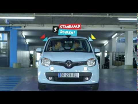 De Nieuwe Renault Twingo Met De Motor Achterin Heb Je Meer Plek