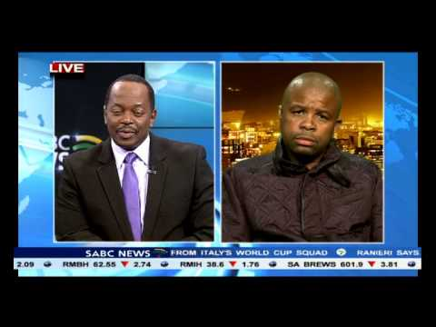 Lucky Montana reacts to Thuli Madonsela's report