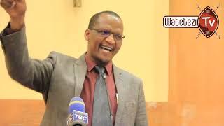 WATETEZI TV::KANUNI MPYA 'NaCoNGO' MWIBA KWA WATAKATISHAJI FEDHA