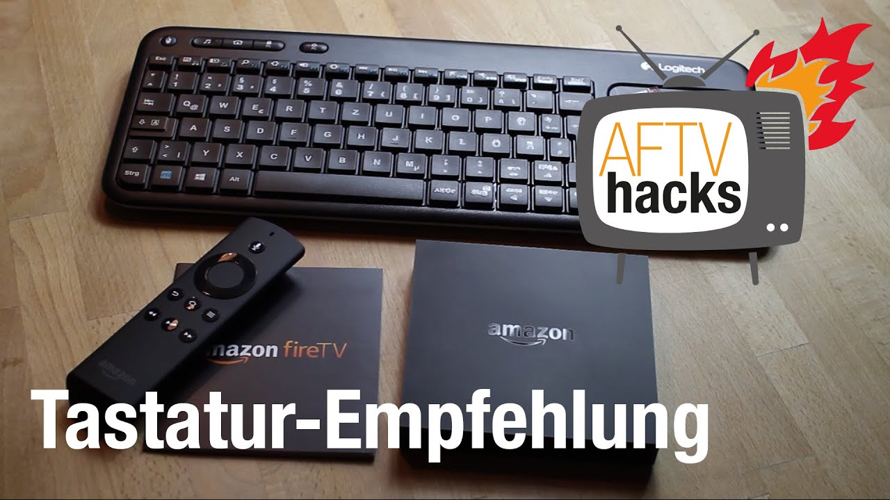 Fire Tv Stick Tastatur