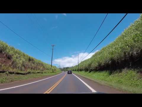 Scenic Drive from Kapolei to Mokuleia