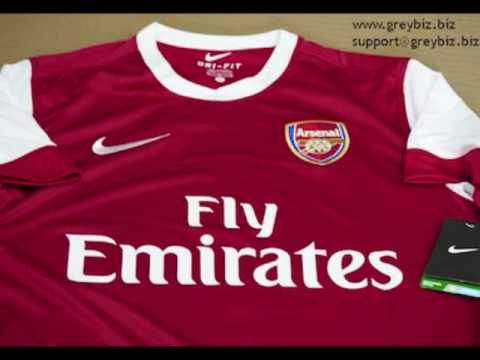 camiseta del arsenal nike