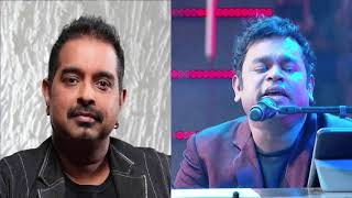 Top 10 Tamil Songs of Shankar Mahadevan with AR Rahman
