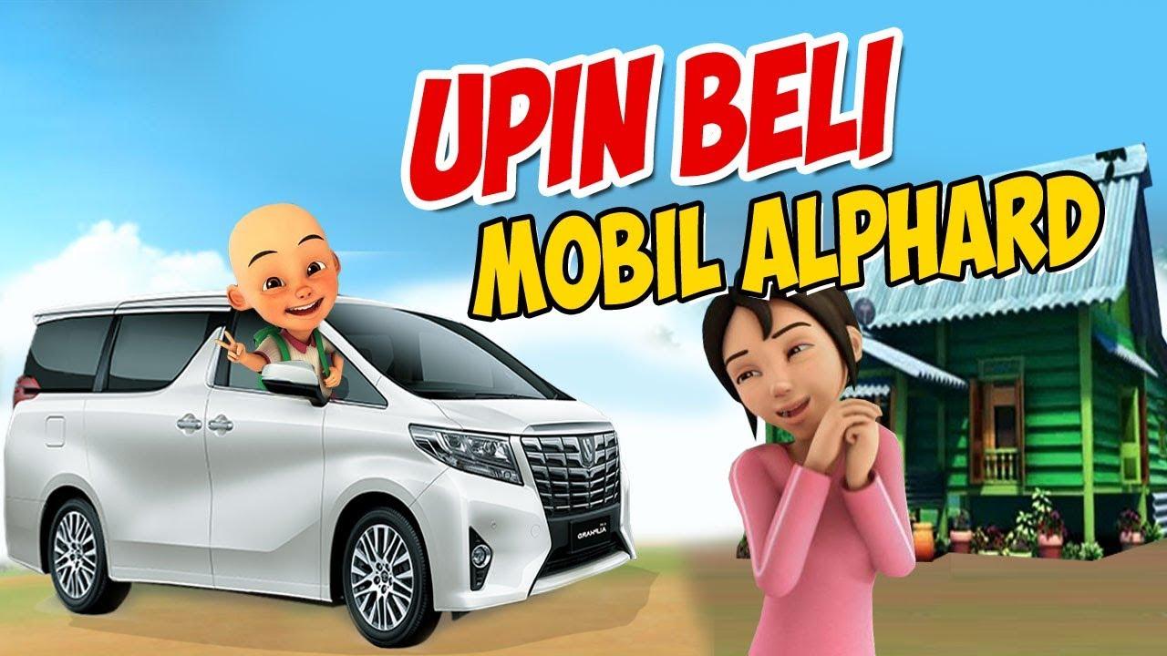 Upin Ipin Beli Mobil Alphard Mewah Ipin Senang Gta Lucu Youtube