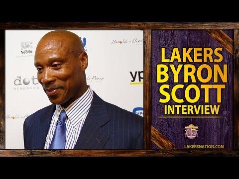 Interview: Lakers Coach Byron Scott Talks Nick Young, Kobe, Defense