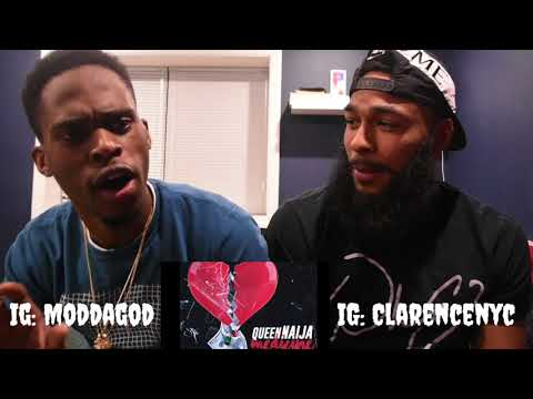 QUEEN NAIJA - MEDICINE (OFFICIAL AUDIO) REACTION | CLARENCENYC