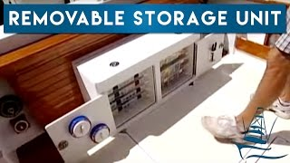 Removable Storage Unit Design