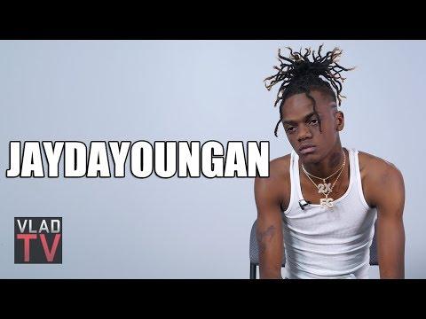 JayDaYoungan: Louisiana Artists Don't Support Each Other Like Atlanta Artists (Part 3)