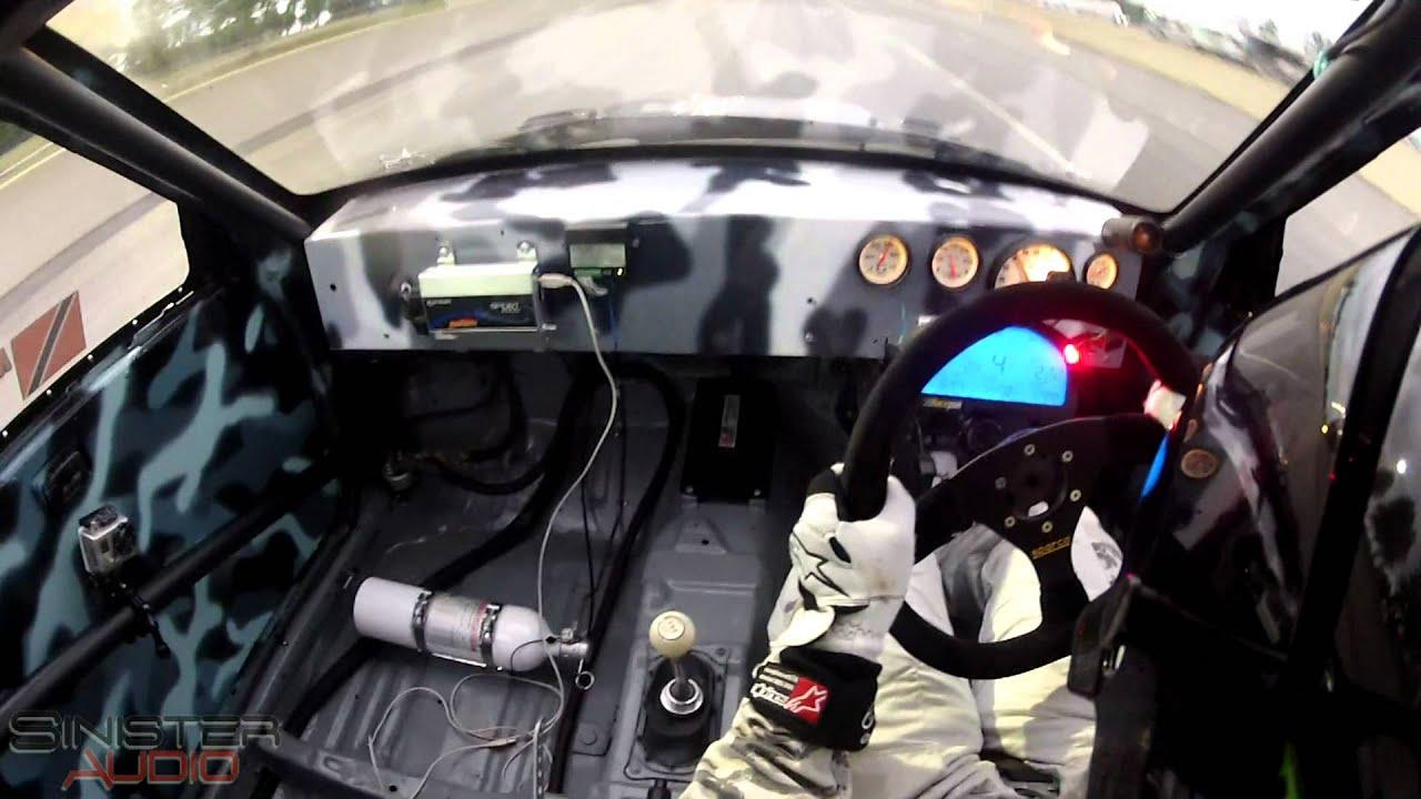 Hummy's 9 7 sec Mazworx 2 4L SR20 Pulsar GTiR