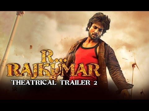 R...Rajkumar (Unseen Trailer) | Shahid...