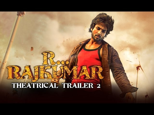R...Rajkumar - Official Theatrical Trailer 2 | Shahid Kapoor, Sonakshi Sinha, Sonu Sood Travel Video