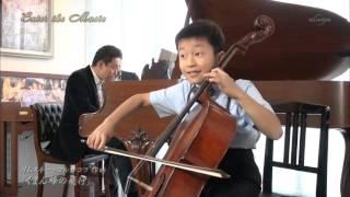Flight of the Bumblebee (Rimsky-Korsakov) Cello:Yo Kitamura (11-year-old)熊蜂の飛行 北村陽