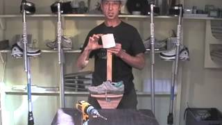 How to make wood stilts, peg stilts, circus stilts! Full Version