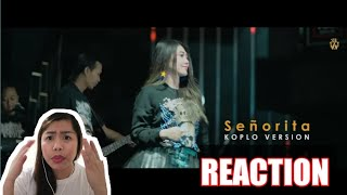 Download lagu VIA VALLEN - SEÑORITA KOPLO COVER VERSION (SHAWN MENDES Feat CAMILA CABELLO | REACTION