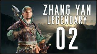 AN UNLIKELY COALITION - Zhang Yan (Legendary Romance) - Total War: Three Kingdoms - Ep.02!