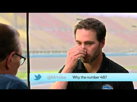 How Do You Stay So Humble Throughout Your Career | Jimmie Johnson | Larry King Now Ora TV