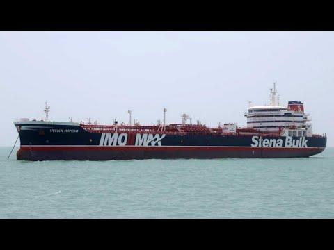 لندن تدرس -مجموعة خيارات- ضد احتجاز إيران ناقلة النفط البريطانية  - نشر قبل 3 ساعة