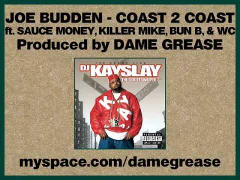 Joe Budden - Coast To Coast ft. Sauce Money, Killer Mike, Bun B, & WC