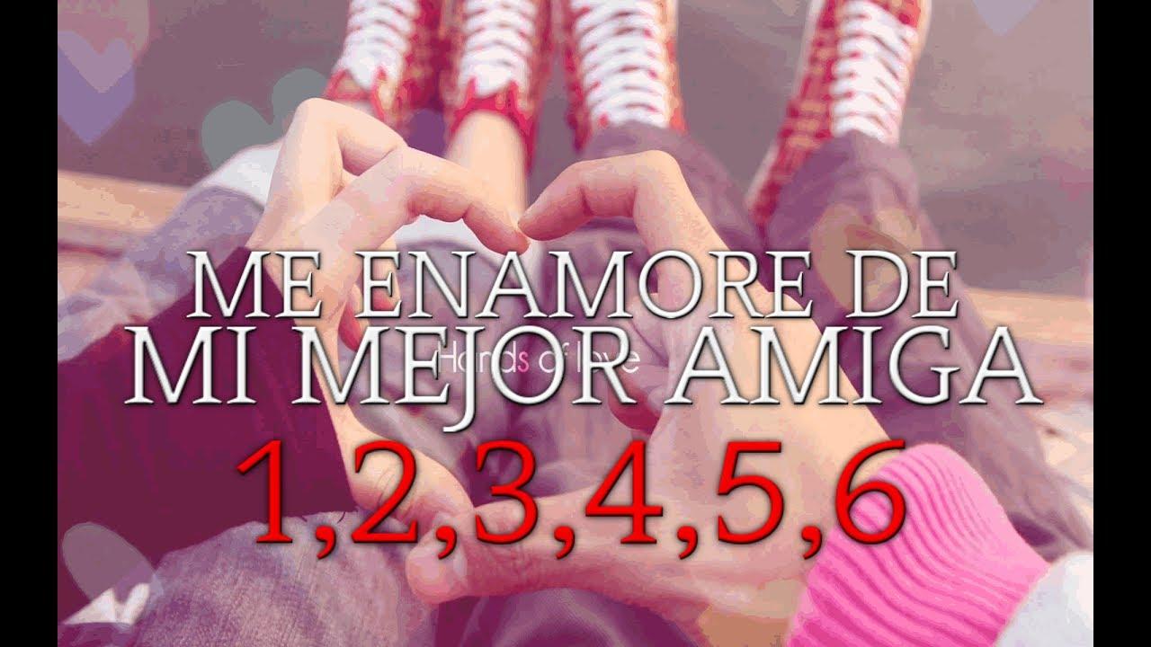 Me Enamore De Mi Mejor Amiga ♥ (1,2,3,4,5,6) / Mix Rap Romantico 2018 - Jhobick Zamora FT Mercedes