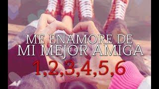 Me Enamore De Mi Mejor Amiga ♥ (1,2,3,4,5,6) / Mix Rap Romantico 2019 - Jhobick Zamora FT Mercedes