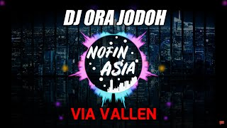 Gambar cover DJ VIA VALLEN TERBARU - RA JODO (DANGDUT REMIX) | DJ SLOW FULL BASS REMIX