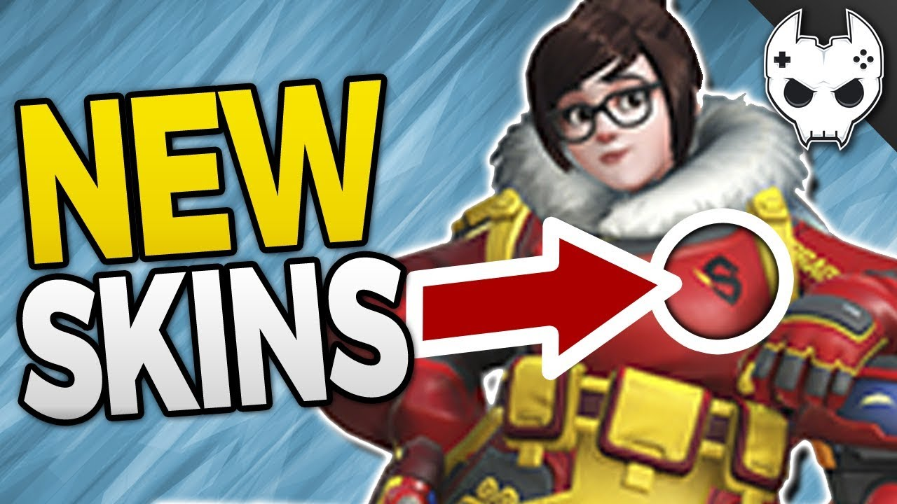 Overwatch - NEW SKINS!! Overwatch League Team Skins - New ...
