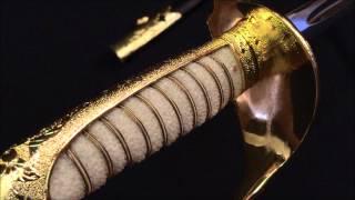模造刀(美術刀)海軍指揮刀 税込64800円(2018.8月現在 税込51840円) ...