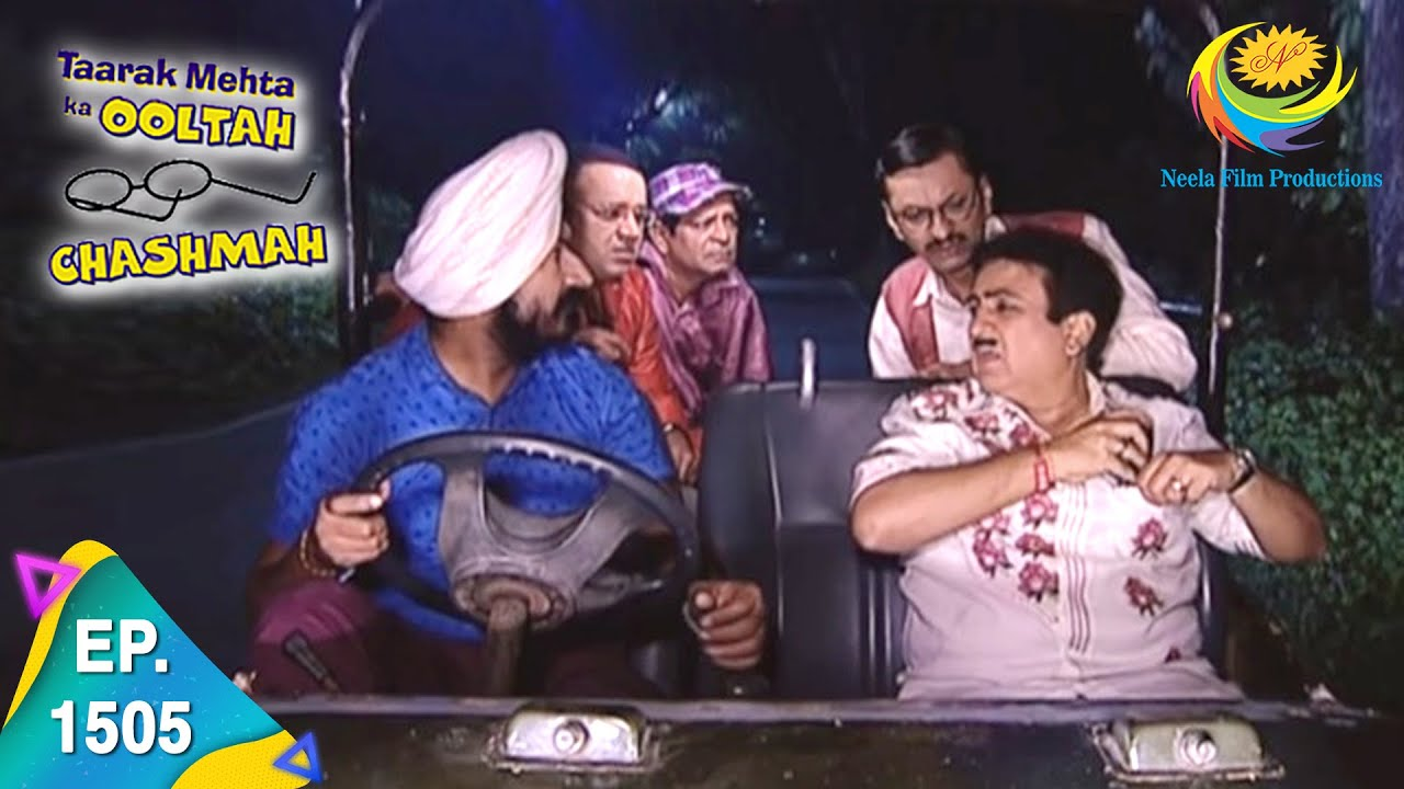 Download Taarak Mehta Ka Ooltah Chashmah - Episode 1505 - Full Episode