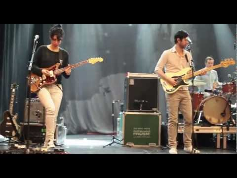 The Shins, live session in Paris (Télérama.fr)