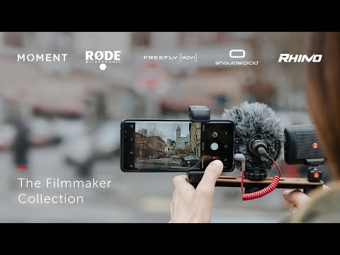 Meet The Filmmaker Collection | New Products