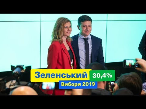Зеленський - 30,4%.