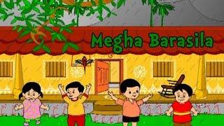 Megha Barasila   Oriya Nursery Rhymes and Songs   Shishu Raaija - A Kids World