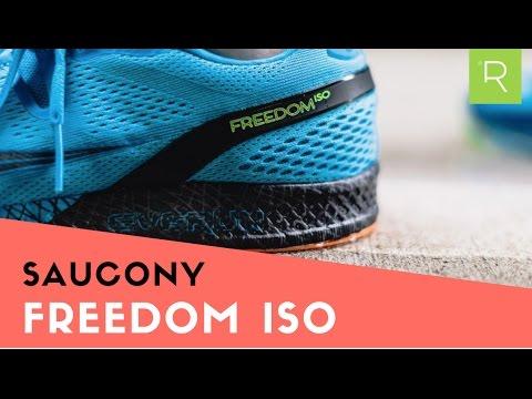 Saucony Freedom ISO, como correr por las nubes? Review en español