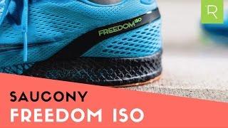 Saucony Freedom ISO, como correr por las nubes Review en español