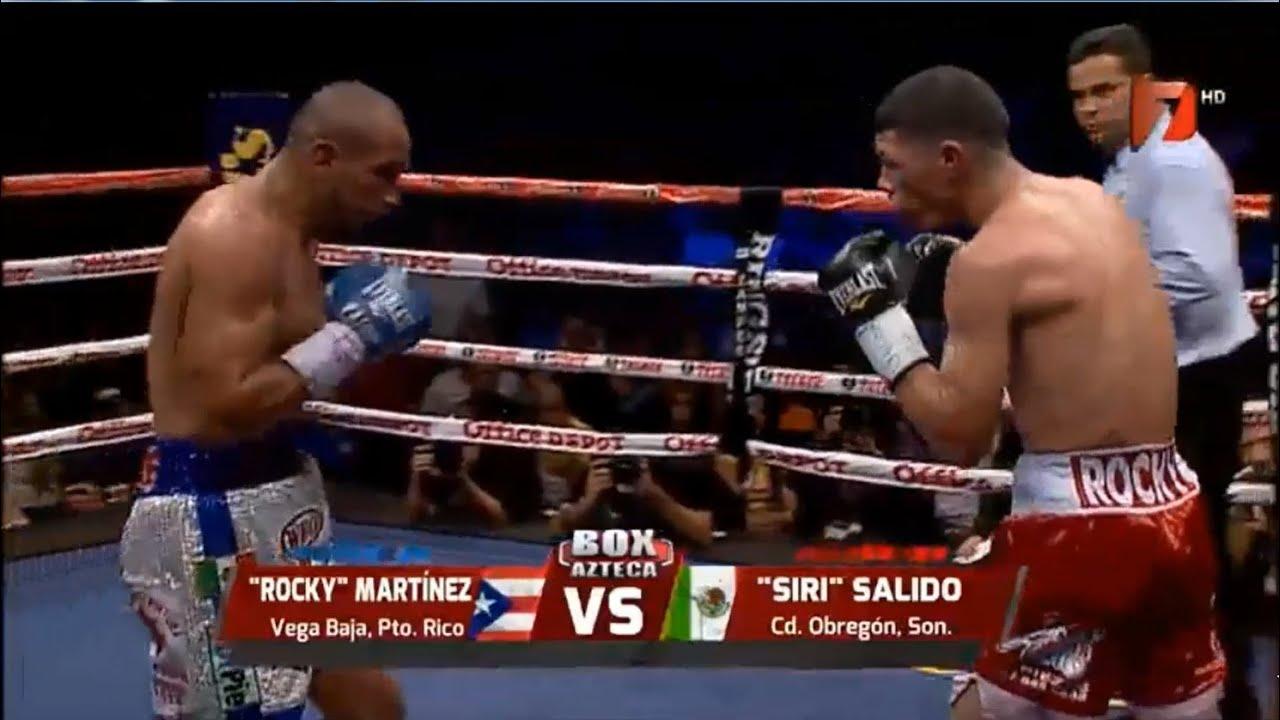 Salido to make 1st defense against Martinez - ESPN.com