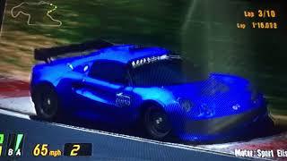 Gran Turismo 3 A-Spec Elise 190, The Lotus Elise Colors Races, Trial Mountain Part 1/2