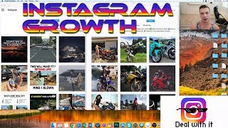 Week 1: Growing A New Instagram Account To 100,000 ORGANIC FOLLOWERS