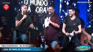 Baixar Zé Neto & Cristiano no #QuintaldaClube - Show Completo [11.09.2018]