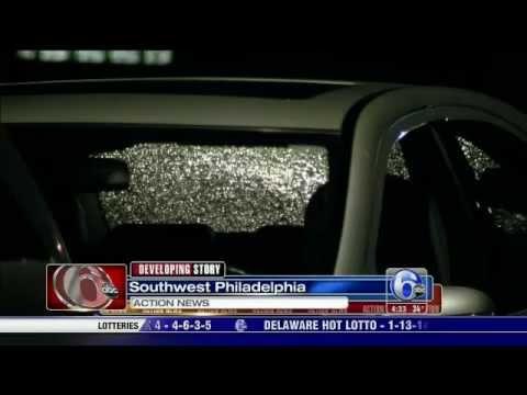 Mystery Gunman Shoots Suspected Robber In SW Philadelphia