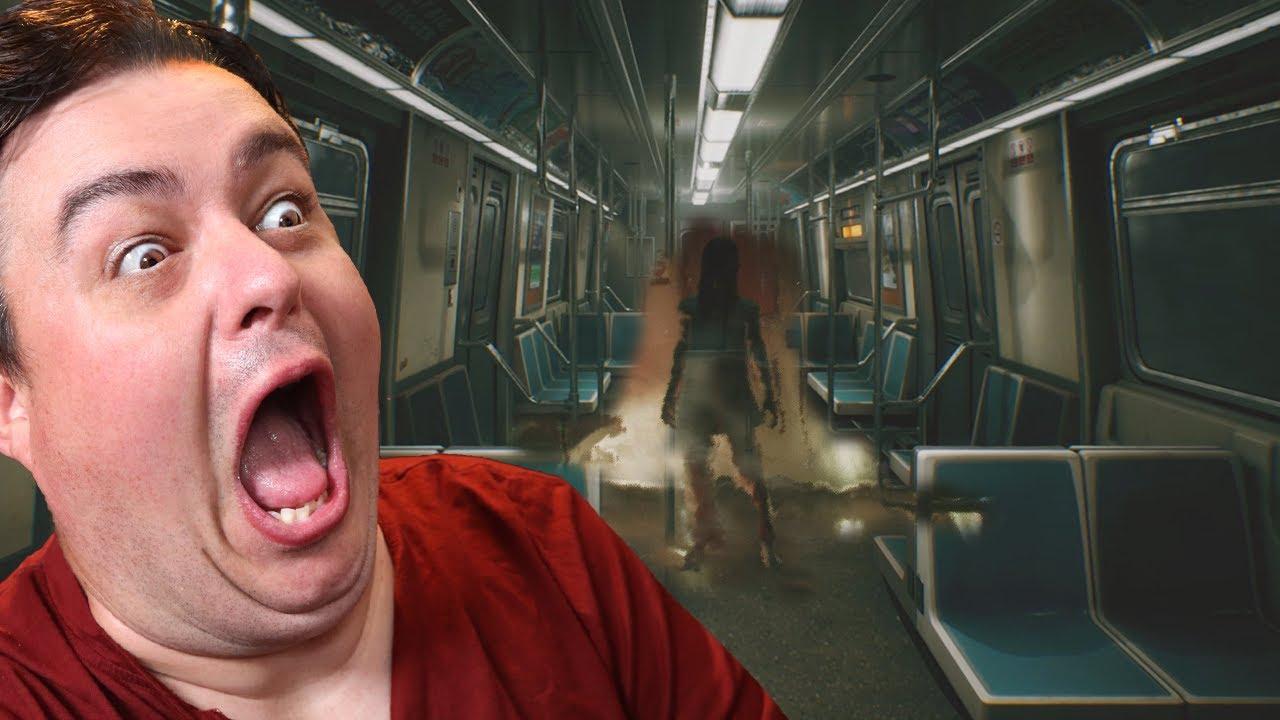 Download ULTRA REALISM TRAIN HORROR