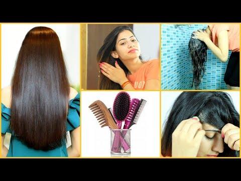 5 Hair Growth Hacks - How to Get Thicker & Healthy Hair Using Dabur Amla Oil | Anaysa