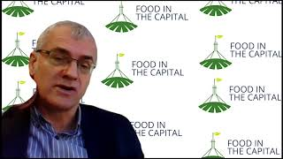 Food in the Capital Webbite Introduction - Michael Claessens