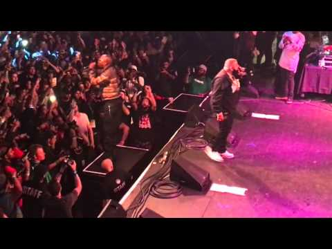 DJ Khaled & Wyclef Perform 'Ready Or Not' at Mass Appeal Live at The BBQ SXSW Stage