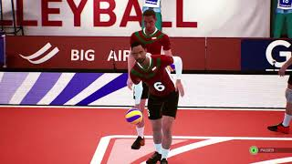 Spike Volleyball [PS4/XOne/PC] Motion Capture:  The Serve Trailer