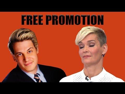 MILO gets more free promotion