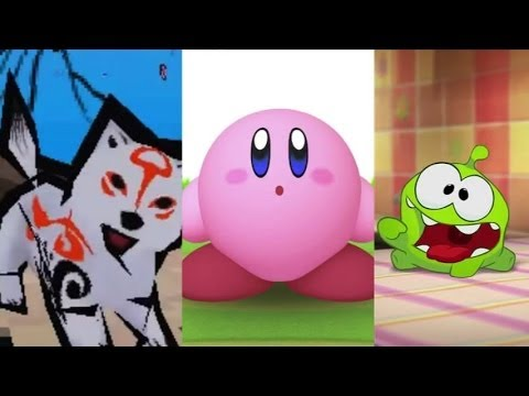 Thumbnail: Top 10 Cutest Video Game Characters